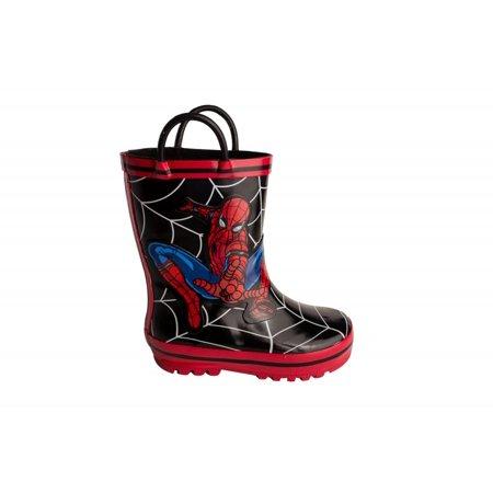 Marvel, Boys Spiderman Rainboot (Toddler Boys)