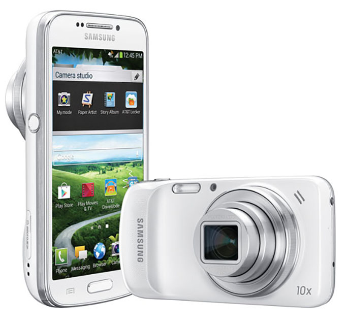 Samsung Galaxy S4 Zoom C105A 16GB AT&T Unlocked Cell ...