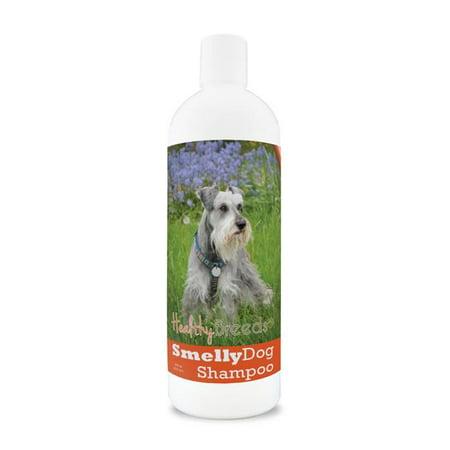 Healthy Breeds 840235160908 Miniature Schnauzer Smelly Dog Baking Soda