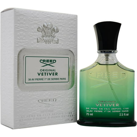 Creed Original Vetiver for Men Millesime Spray, 2.5 oz