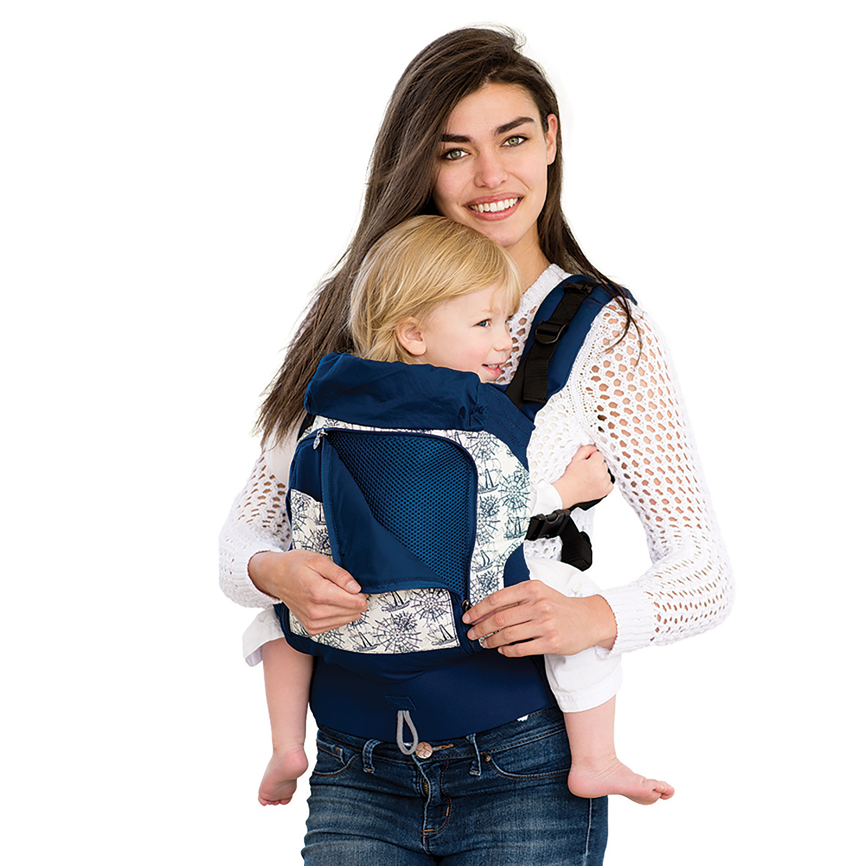 LÍLLÉbaby 4 in 1 ESSENTIALS All Seasons Baby Carrier - Se...