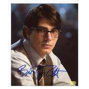 Brandon Routh Autographed Superman Returns Clark Kent 8x10 Photo