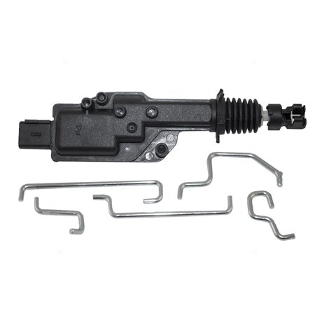 Ford Lock Actuator - Door Lock Actuator Assembly Replacement for Lincoln Ford Pickup Truck SUV F7ZZ63218A42A