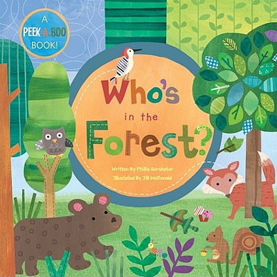 Whos in the Forest (Board Book)
