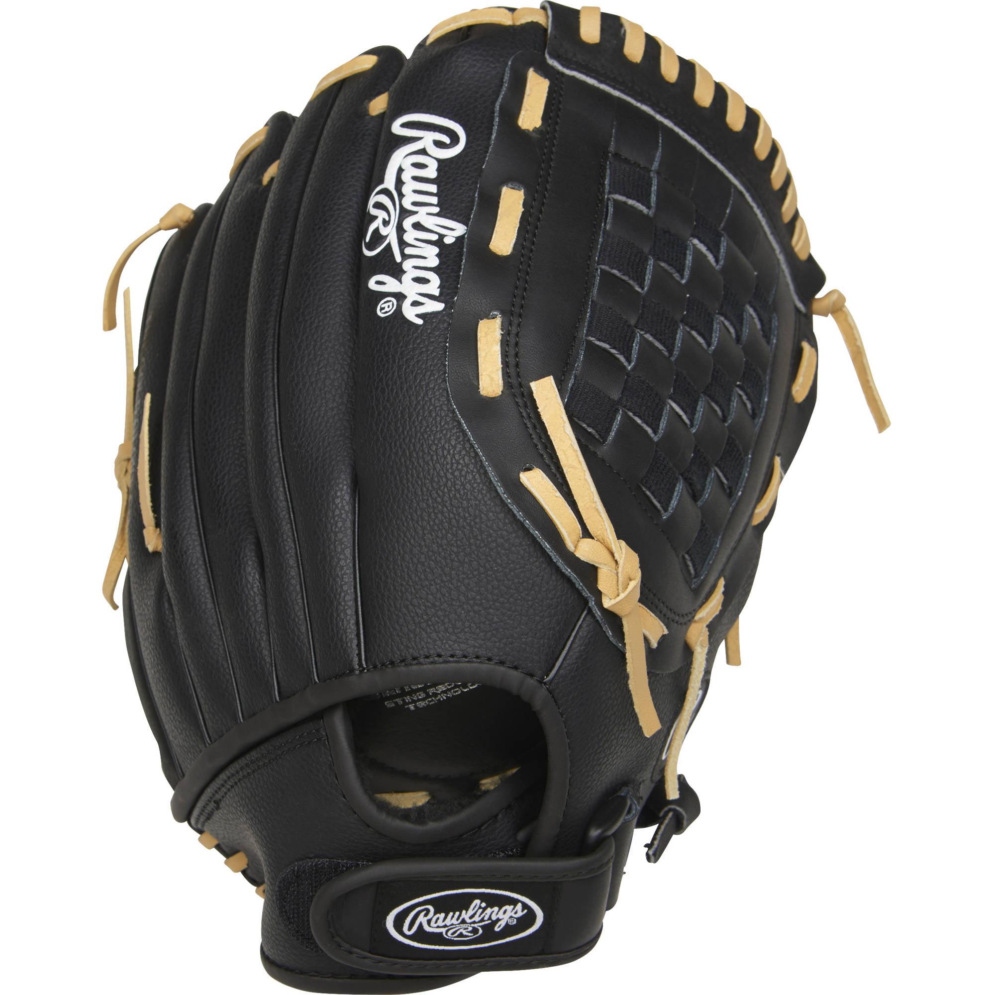"Rawlings RSB Series 13"" Slowpitch Softball Glove, Left-Hand Throw"