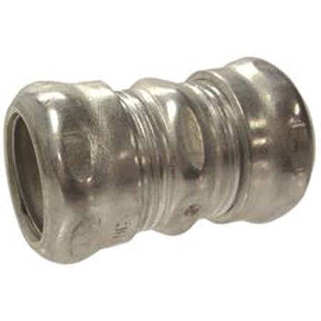 Raco Raintight Steel Emt Compression Coupling  1 2 In  Trade Size