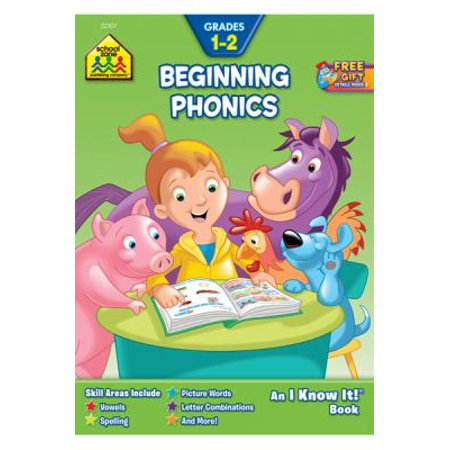 Phonics Beginning Blends - Beginning Phonics 1-2