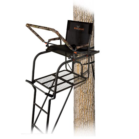 Big Game Hunter HD 1.5 18 Foot Ladder Treestand