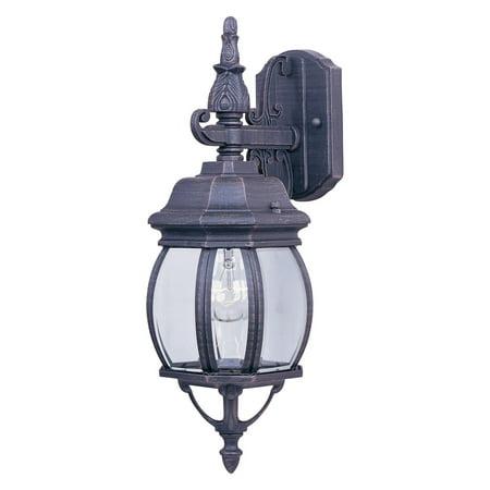 Maxim Crown Hill Outdoor Hanging Wall Lantern - 15.5H -