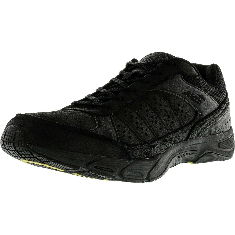 Avia Men's Avi-Range Black   Iron Grey Ankle-High Trail Runner 9.5M by Avia