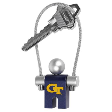 LinksWalker LW-CO3-GTY-JUMPER Georgia Tech Yellow Jackets-Jumper Keychain - image 1 of 1