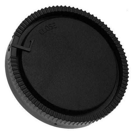 Fotodiox Rear Lens Cap for Sony Alpha, Minolta AF lenses. Fits Sony A100, A200, A230, A290, A300, A330, A350, A380, A390, A450, A500, A550, A560, A580, A700, A850, A900, SLT-A35, A33, A37, A55, A57,