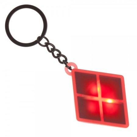 Harley Quinn Light Up Logo Keychain](Does Harley Quinn Have Kids)