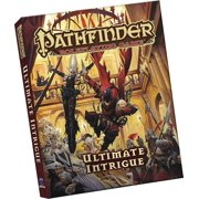 Pathfinder Roleplaying Game: Ultimate Intrigue Pocket Edition (Paperback)