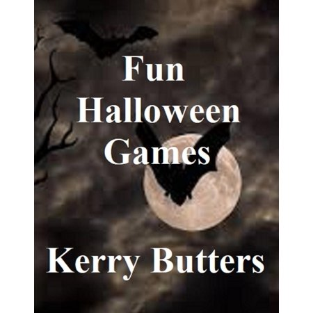 Fun Halloween Games. - eBook - Fun Cheap Halloween Games
