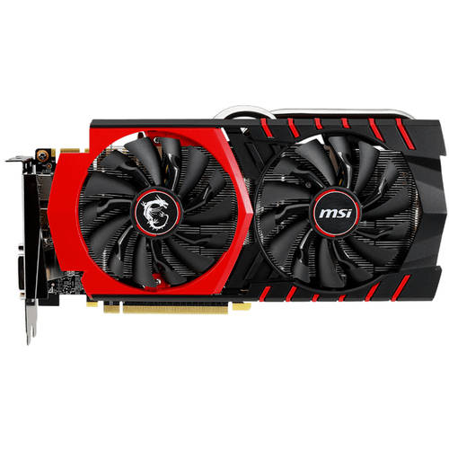 MSI NVIDIA GeForce GTX 970 4GB GDDR5 PCI Express 3.0 Graphics Card