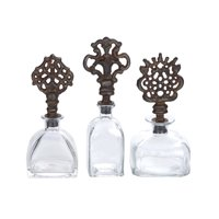 Transparent Tuksan Manhattan Bottle Set