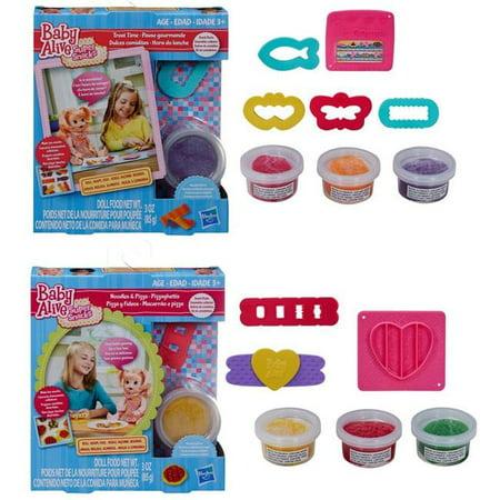 Hasbro Hsbb1451 Baby Alive Super Snacks Packs Assortment Toys