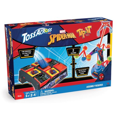 Spider-Man - Toss Across & tip It Combo Pack (Combo Game Board)