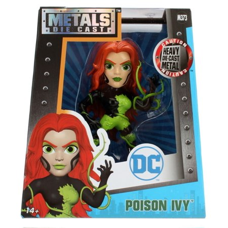 4 INCH DC COMIC GIRLS POISON IVY