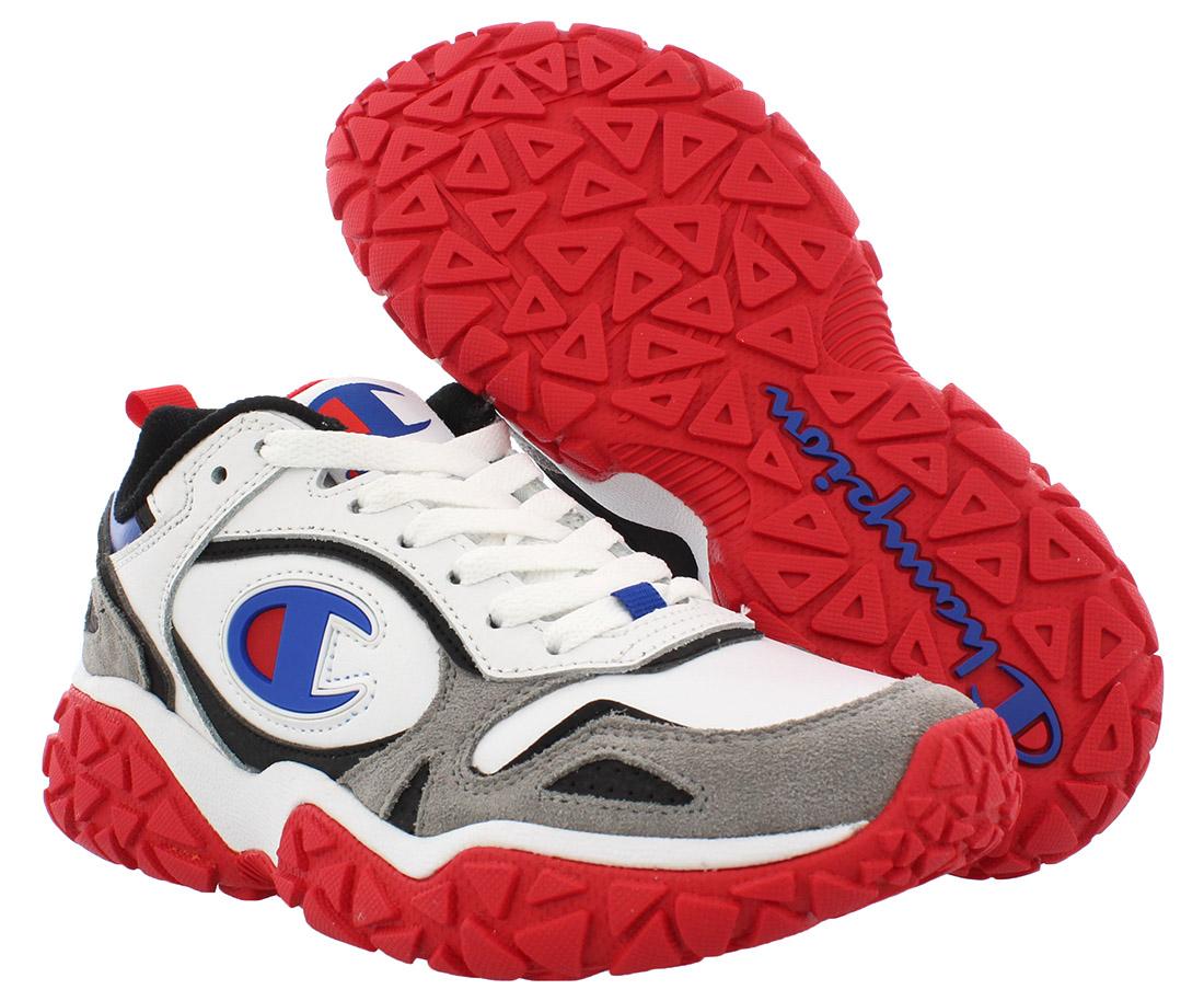 Champion Tank Trak Boys Shoes