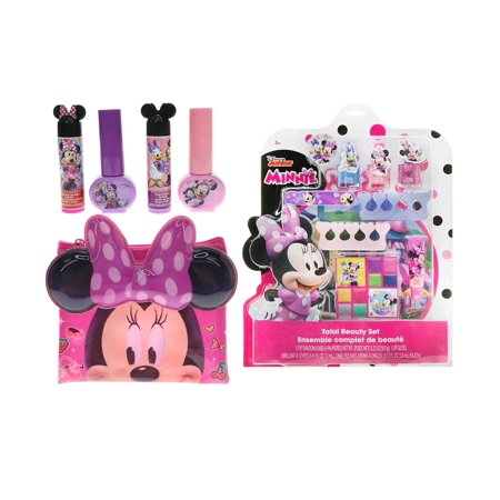 Minnie Mouse Beauty Set and Townley Disney Minnie Mouse Bowtique Cosmetics Set - Minnie's Bowtique Halloween