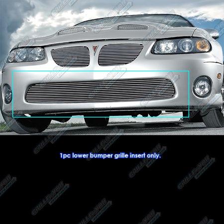 Fits 04 06 Pontiac Gto Billet Grille Insert