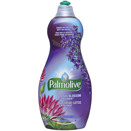 Palmolive Lotus Blossom & Lavender Ultra Concentrated Dish Liquid, 25 fl oz