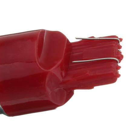 2X Flashing Strobe Blinking 7443 Red Rear Alert Safety Brake Tail Stop Lights - image 2 of 9