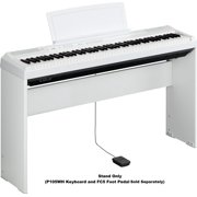 Yamaha L85 Keyboard Stand for the P85 Keyboard, White