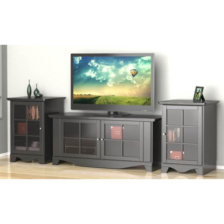 Eco-Friendly TV Stand with 2 Audio