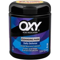 2 Pack - OXY Daily Defense Cleansing Pads 90 Each