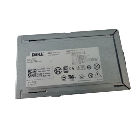 Dell Alienware Area 51 Aurora Alx R2 R3 Precision T3500 T5500 T7500 Computer Power Supply J556t H875ef 00 D875e001l 875 Watt