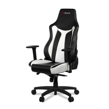 Excellent Arozzi Vernazza Gaming Chair White Inzonedesignstudio Interior Chair Design Inzonedesignstudiocom