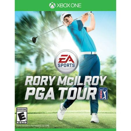 Rory Mcilroy Pga Tour  Electronic Arts  Xbox One  014633367881