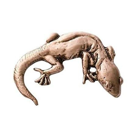 Plated Gecko - Copper ~ Gecko ~ Refrigerator Magnet ~ Refrigerator Magnet ~ AC060M