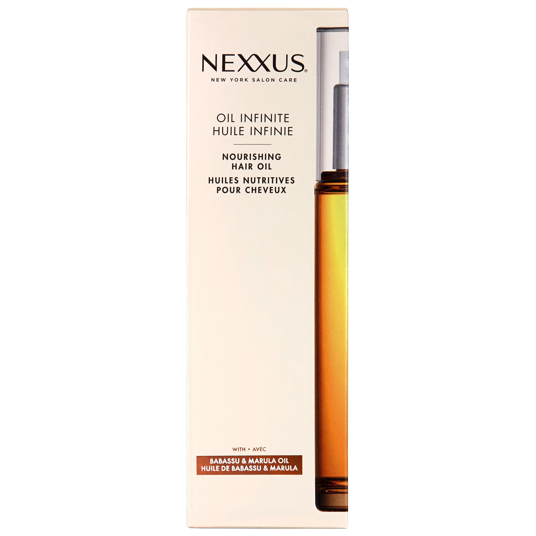 Nexxus Oil Infinite for Dull or Unruly Hair Hair Oil, 3.3 oz