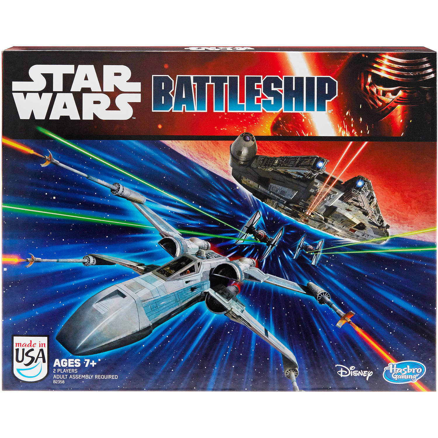 Battleship: Star Wars Edition Game