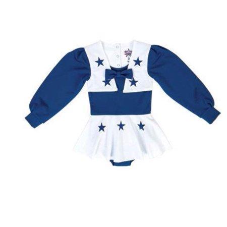 Dallas Cowboys Kids Cheerleader Set Medium