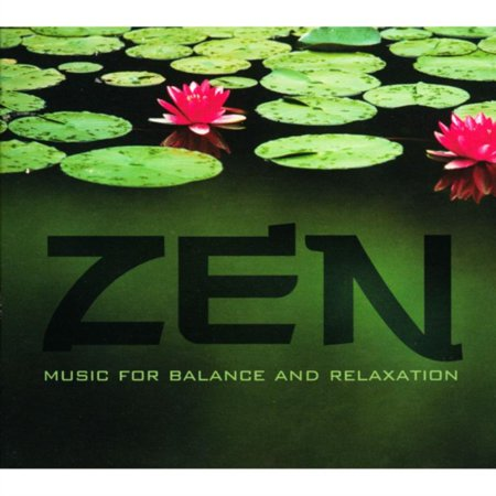 zen music for balance and relaxation digipak. Black Bedroom Furniture Sets. Home Design Ideas