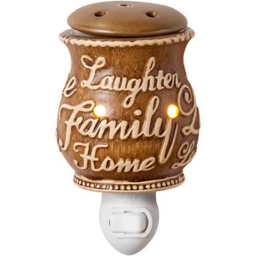 Better Homes and Gardens Accent Wax Warmer, Expressions