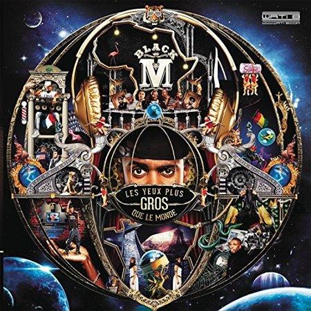 Black M - Les Yeux Plus Gros Que Le Monde (CD) - image 1 of 1