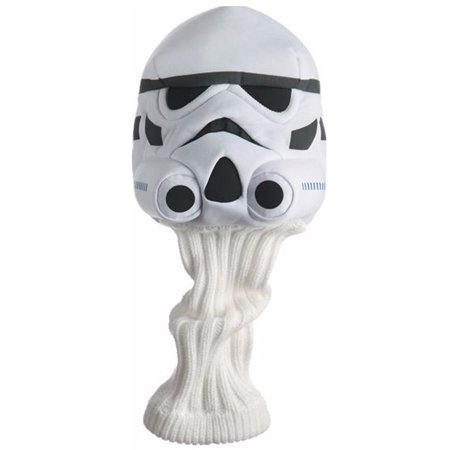 Golf Head Cover Star Wars 460cc Driver Sporting Goods - Stormtrooper