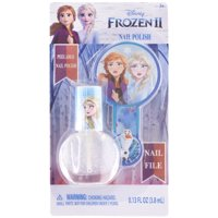 Disney Frozen ll Nail Polish with Nail File