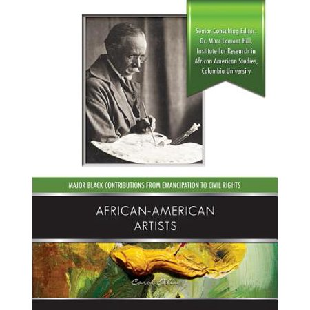 African American Artists - eBook (African American Visual Artists)