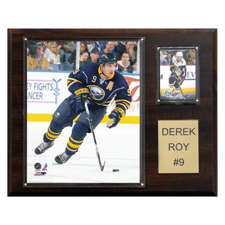 C&I Collectables NHL 12x15 Derek Roy Buffalo Sabres Player Plaque