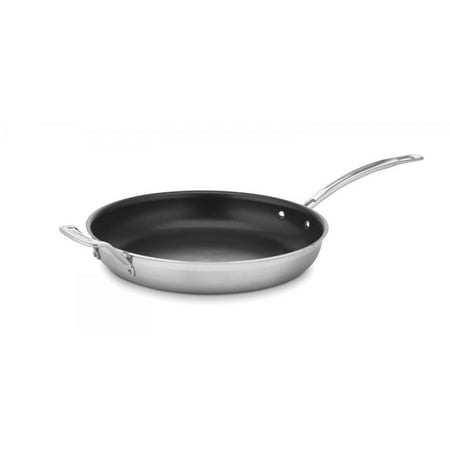 Cuisinart Multiclad Pro Tri-Ply Stainless Steel 12