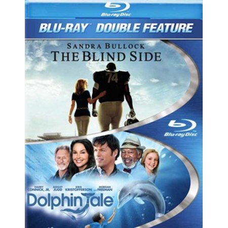 The Blind Side / Dolphin Tale (Blu-ray)