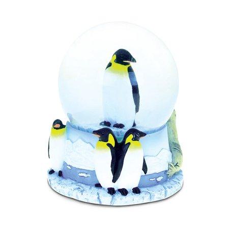 Snow Globe Penguin (65MM) - Halloween The Movie Snow Globe