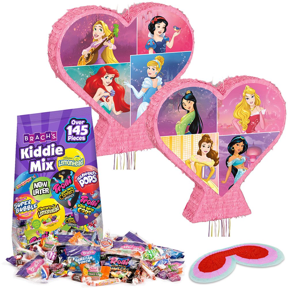 Disney Princess Pinata Kit - Party Supplies